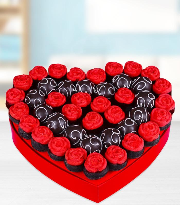 Aşkıma Kek Gül Kargolu