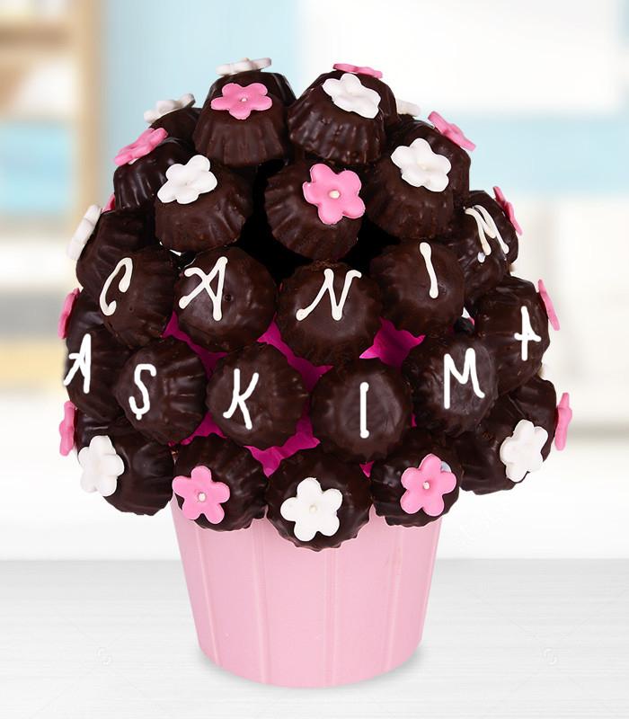 Aşkıma Kek Sepeti Kargolu