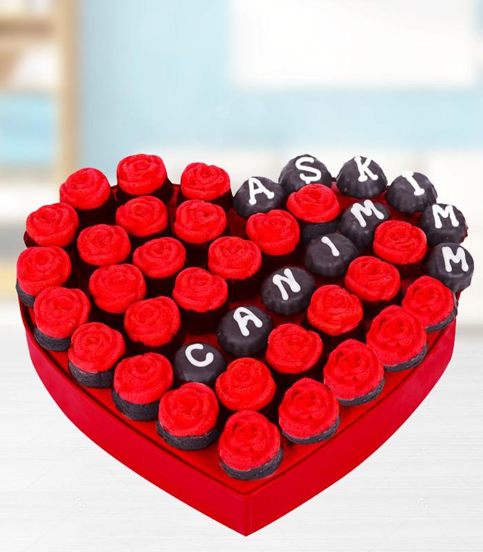Canım Aşkıma Kek Gül