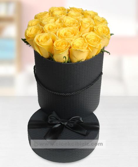 Premium Sarı Güller