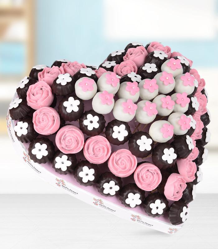 Sevgiliye Kek Sepeti