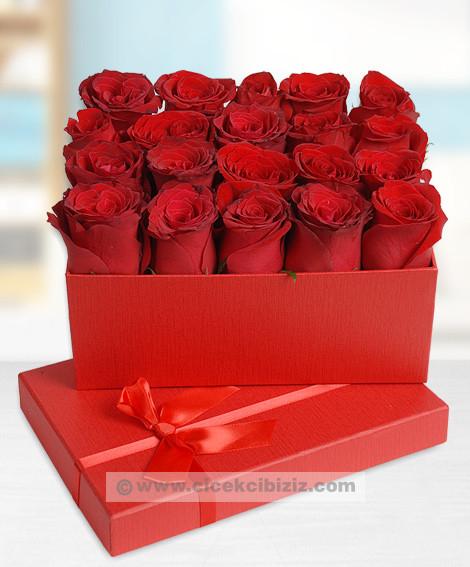 Kırmızının Aşkı